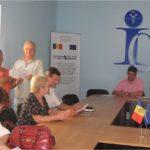 """Seminarul """"Resurse enogastronomice pentru dezvoltarea sustenibila teritoriala – transfer de bune practici""""."""