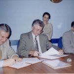 Semnarea acordului de colaborare cu administraţia publică de nivel doi