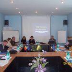 Cursul de instruire de la Cahul din cadrul proiectului AENEAS