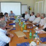 Şedinţa BE în Portul InternaţionalLiber Giurgiuleşti
