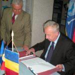 Acordul între Filială şi CCIA Galaţi pentru implimentarea de bune practici
