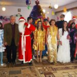 Împreună cu copiii cu dizabilităţi din s. Corten, raionul Taraclia