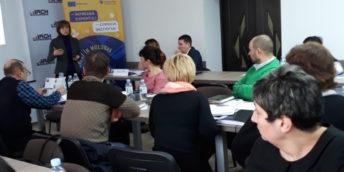 Şi la Cahul s-a desfăşurat seminarul de instruire:  DCFA INFO BUSINESS: ÎNTREABĂ EXPERTUL