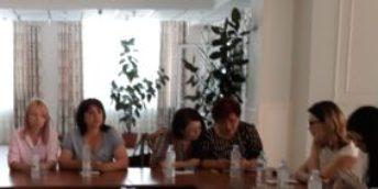 """Seminar de informare şi promovare la Cahul  """"Relaţiile de muncă de la angajare până la concediere"""""""